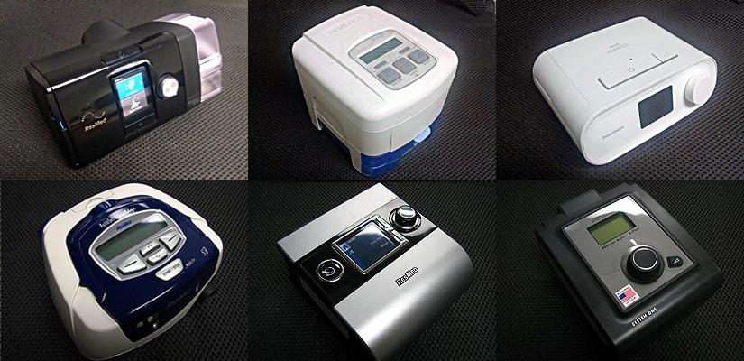CPAP repair servicing ResMed fixing Respironics Bilevel